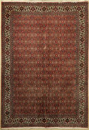 Bidjar old, Persia, approx. 50 years, wool on cotton
