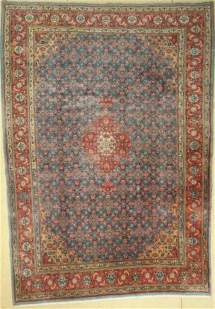 Saruk old, Persia, approx. 60 years, wool on cotton