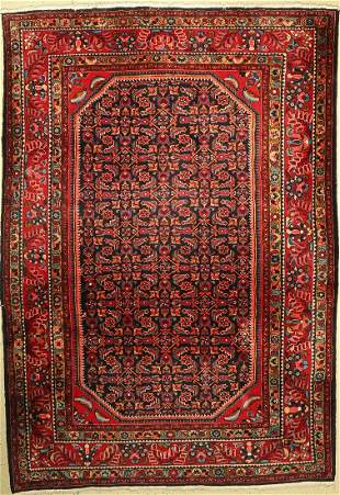 Lilian old, Persia, approx. 50 years, wool on cotton