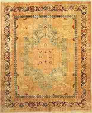 Tabatabai fine, Persia, approx. 60 years, woolon cotton
