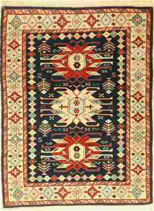 Konya old, Turkey, approx. 50 years, wool on wool