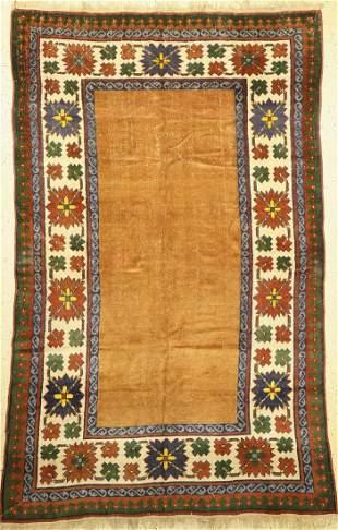 Antique Kars, Turkey, around 1900, wool on wool