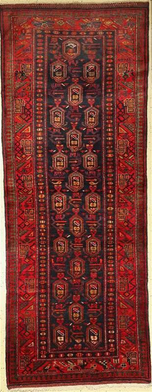 Kordi Bidjar old, Persia, around 1940, wool oncotton