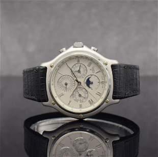 EBEL astronomical 18k white gold chronograph