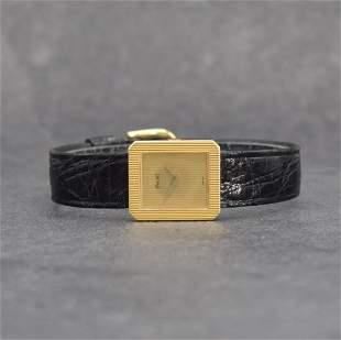 PIAGET fine 18k yellow gold ladies wristwatch