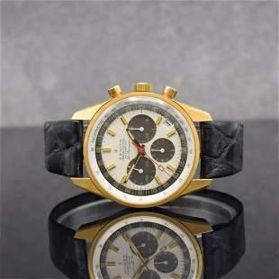ZENITH rare vintage 18k gold El Primero chronograph