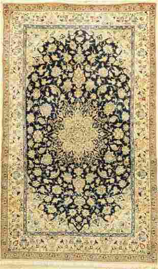 Nain fine (9La), Persia, approx. 60 years, wool with