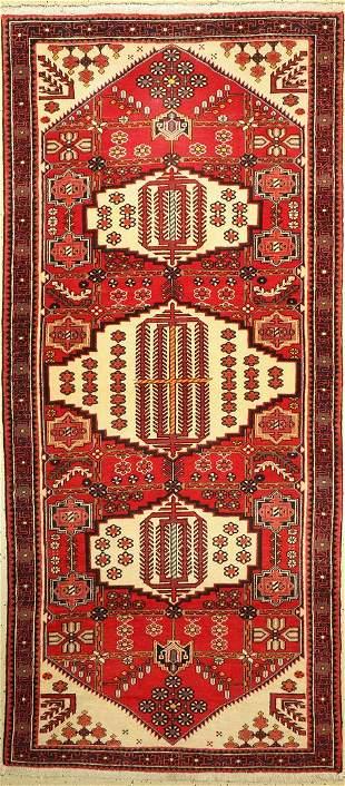 Hamadan, Persia, approx. 50 years, wool on cotton