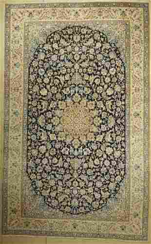 Nain fine (9 La), Persia, approx. 40 years, wool on
