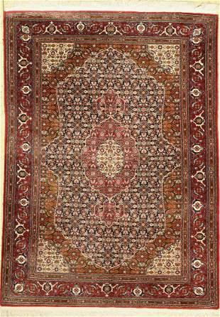 Tabriz fine, Egypt, approx. 40 years, wool on cotton