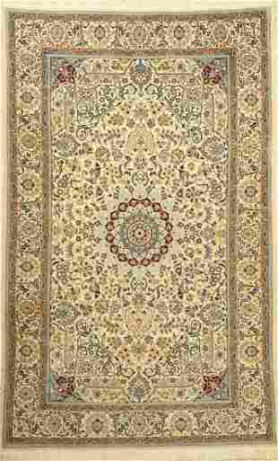 Nain fine (6 La), Persia, approx. 60 years, wool with
