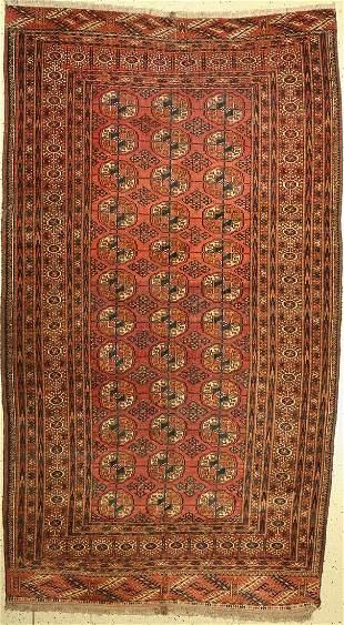 Tekke Bukhara, Turkmenistan, around 1930, woolon wool