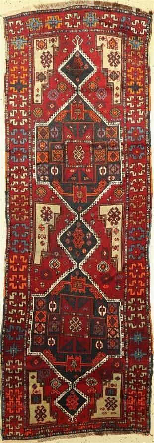 Yürük antique, Turkey, around 1910, wool on wool