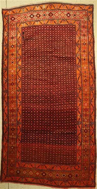 Karabagh old, Caucasus, around 1940, wool on wool