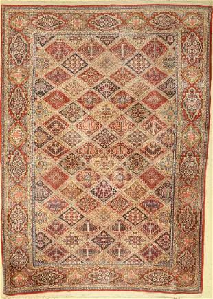 Saruk old, Persia, around 1950, wool on cotton