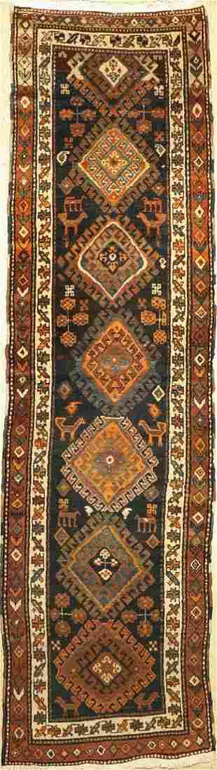 Kurt old, Turkey, around 1940, wool on cotton,approx.
