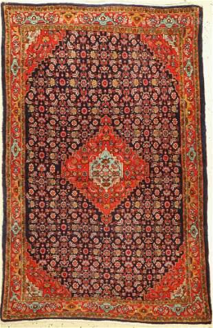 Bidjar fine, Persia, approx. 50 years, wool oncotton