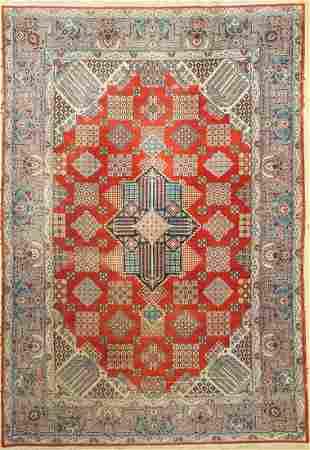 Nain fein (6La), Persia, around 1950, wool on cotton
