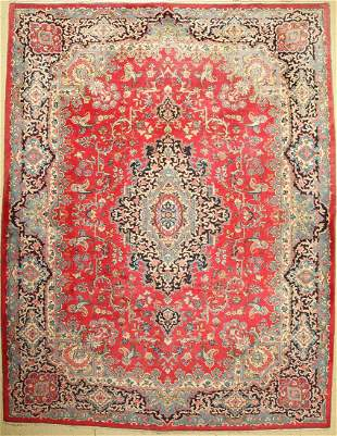 Mesched old, Persia, approx. 60 years, wool oncotton