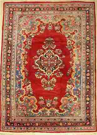 Saruk Mahal, Persia, around 1960, wool on cotton
