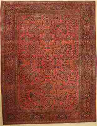 Lilian, Persia, circa 1930, wool on cotton, approx. 366