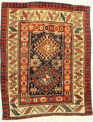 Kazak fragment antique, Caucasus, 19th century