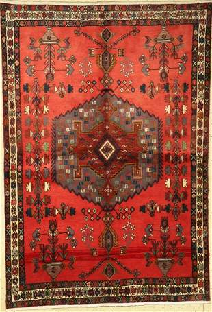 Sirdjan old, Persia, approx. 60 years, wool oncotton