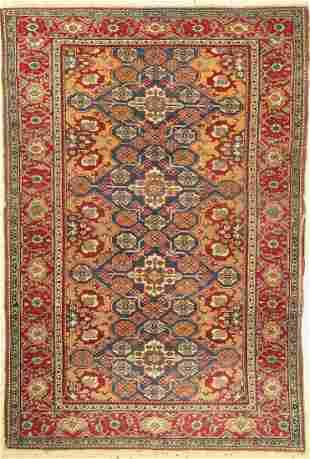 Panderma old, Turkey, around 1940, wool on cotton
