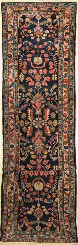 Lilian old, Persia, around 1930, wool on cotton