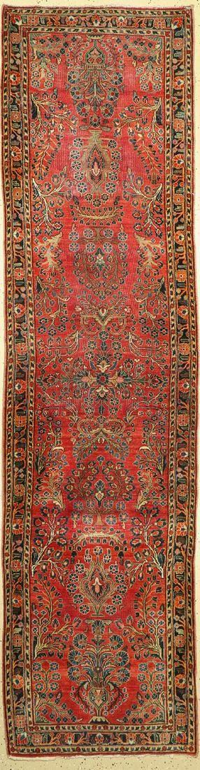 Saruk antique, Persia, circa 1900, wool on cotton