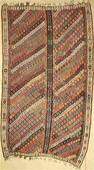 Anatol Kilim antique, Turkey, around 1910, wool on