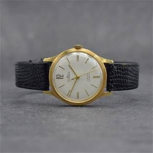 PARA NEPTUN 14k yellow gold wristwatch