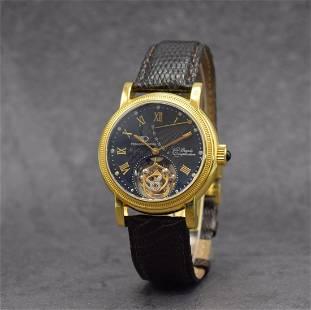 FRANCOIS ROTIER gents wristwatch with Tourbillon