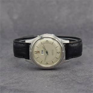 WITTNAUER Calendar rare gents wristwatch with day &