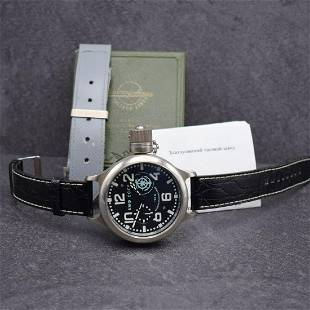 Diving watch of the Soviet navy number 1127