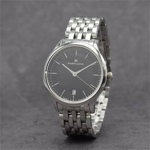 MAURICE LACROIX gents wristwatch Les Classiques