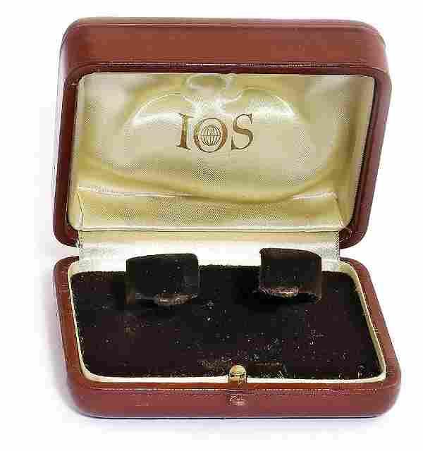 PATEK PHILIPPE IOS very rare wristwatch box