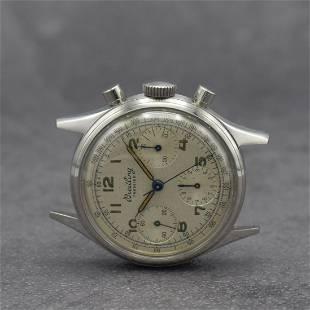 BREITLING Premier gents chronograph in steel