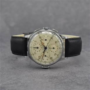 UNIVERSAL GENEVE Aero-Compax big gents chronograph