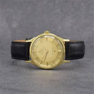 OMEGA Constellation 18k yellow gold chronometer