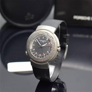 IWC / Porsche Design World-Time Watch