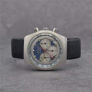 ZENITH El Primero gents wristwatch with chronograph