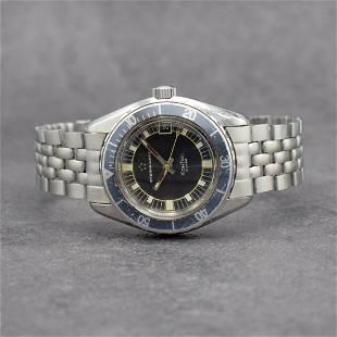 ETERNA-MATIC wristwatch SUPER-KONTIKI & Gay Freres