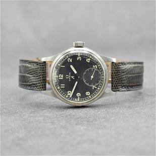 OMEGA military wristwatch of the British Army