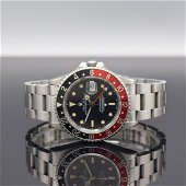 ROLEX Oyster Perpetual Date GMT-Master 16760 Fat Lady