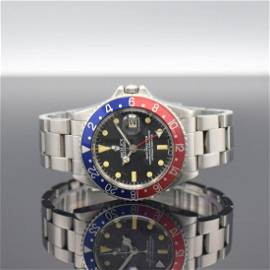 ROLEX Oyster Perpetual Date GMT-Master 1675