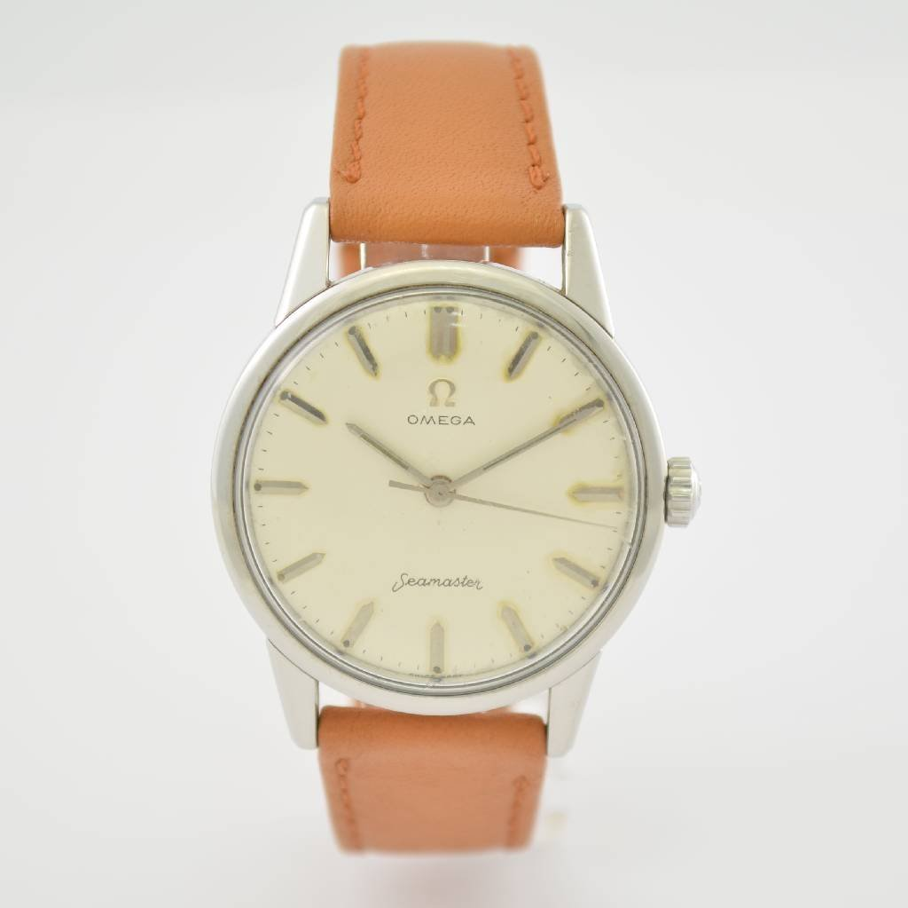 OMEGA Seamaster gent's wristwatch reference 14390-7-SC