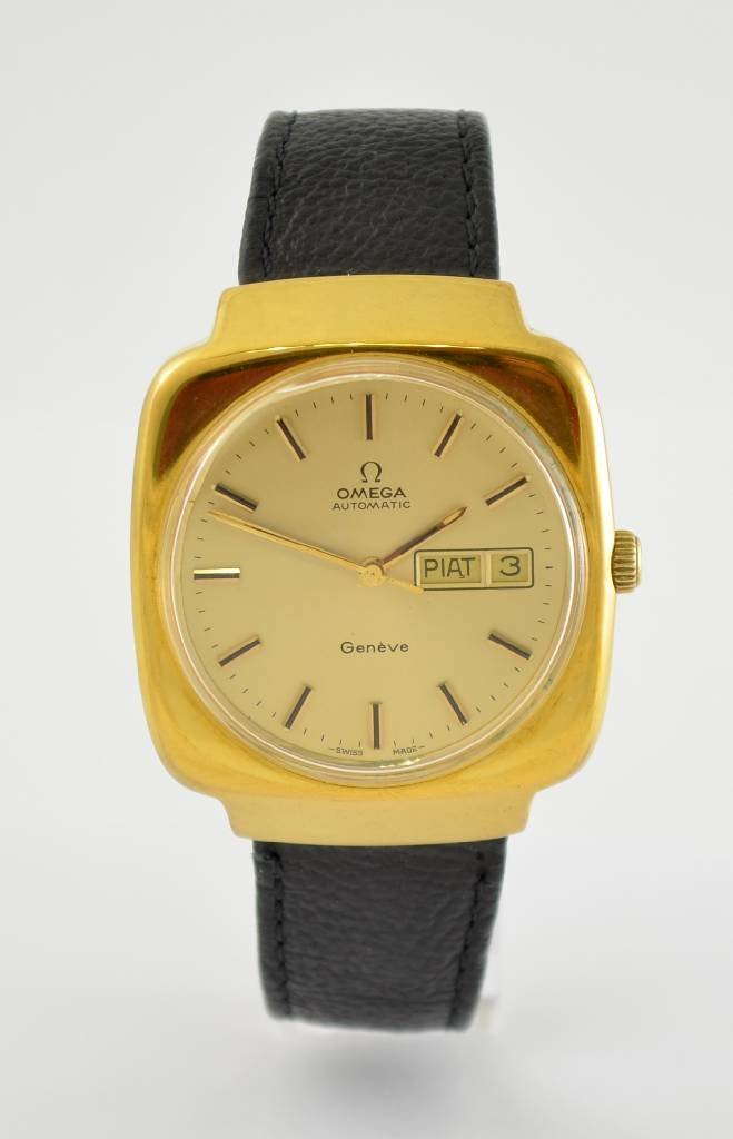 OMEGA gent's wristwatch series Geneve ref. 196 0164
