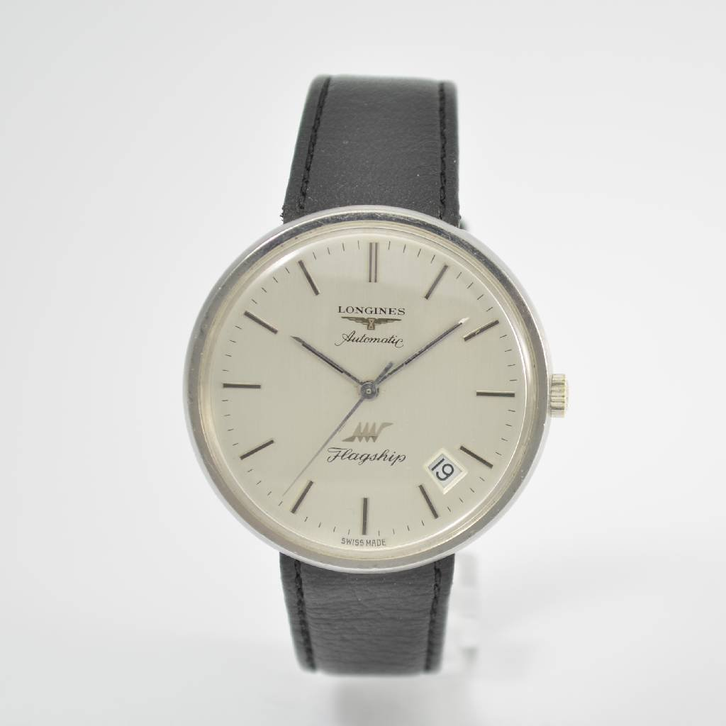 LONGINES gent's wristwatch Flagship from 1960´s