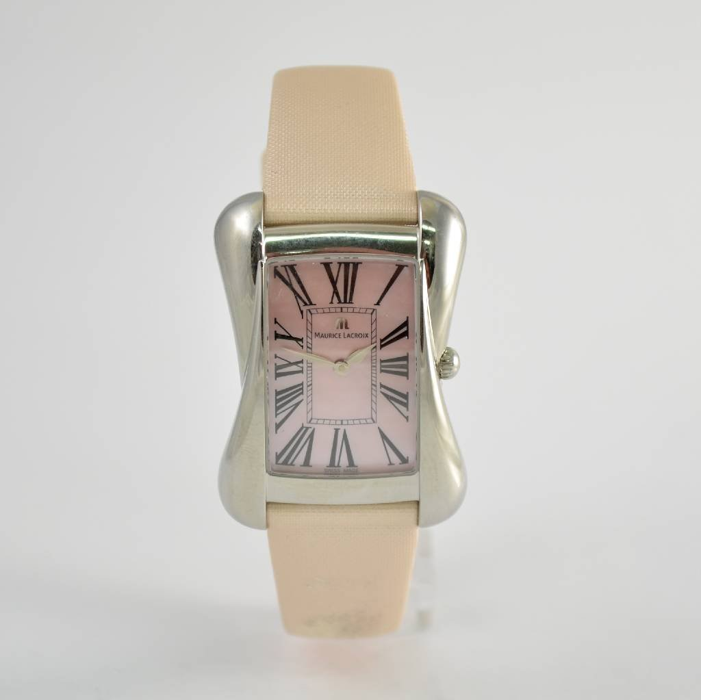 MAURICE LACROIX lady`s wrist watch series Divina,